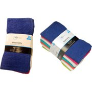 Mainstays Cotton Washcloth Collection, 36-Pack