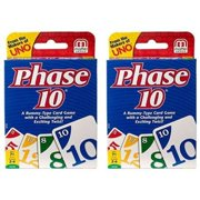 Made In USA Shop Uno Phase 10 2-Pack