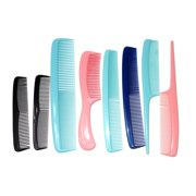 Conair Styling - Multipack Combs Made in the USA, 12 Count