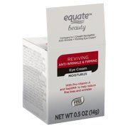 Equate Beauty Reviving Anti-Wrinkle & Firming Eye Cream, 0.5 oz