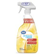Great Value All Purpose Cleaner, Lemon Scent, 32 fl oz