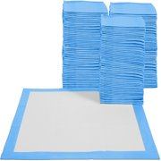 150 count Paws&Pals Pet Puppy Potty Pads, 5-Layer Durable, Leak-proof Training Pads