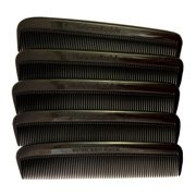 "Set of 25 Clipper-mate Pocket Combs 5"" All Fine Teeth"