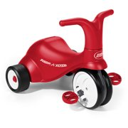 Radio Flyer, Scoot 2 Pedal, 2-in-1 Ride-on and Trike, Red