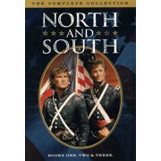 North and South: The Complete Collection (Books One, Two & Three) (DVD)