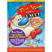 Ren & Stimpy: The Almost Complete Collection Uncut (Collector's Edition Box Set) (DVD)