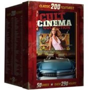Drive-In Cult Classics Collection - 200 Film Set (DVD)
