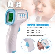 Infrared Forehead Thermometer, Non-Contact Household Body Thermometer Temperature Meter Home Fast Measuring,Infrared Thermometer