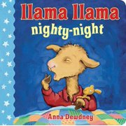 Llama Llama Nighty Night (Board Book)