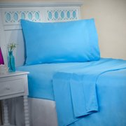 Somerset Home Series 1200 3-Piece Twin Sheet Set, Blue