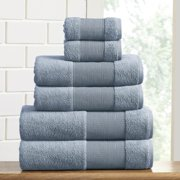 AirCloud 100% Cotton 6 Piece Luxury Towel Set