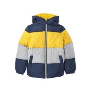iXtreme Baby Toddler Boy Colorblock Winter Jacket Coat